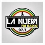 Logo da emissora Radio La Nueva 97.7 FM