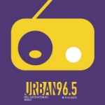Logo da emissora Radio Urban 96.5 FM