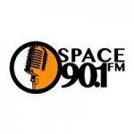 Logo da emissora Radio Space 90.1 FM