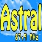 Logo da emissora Rádio Astral 87.9 FM