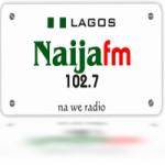 Logo da emissora Radio Naija 102.7 FM