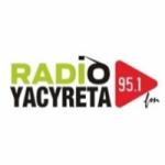 Logo da emissora Radio Yacyretá 95.1 FM