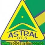 Logo da emissora Rádio Astral 87.5 FM