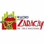 Logo da emissora Radio Zaracay 100.5 FM