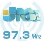 Logo da emissora Radio Urbe 97.3 FM