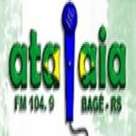 Logo da emissora Rádio Atalaia 104.9 FM