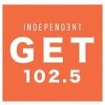 Logo da emissora Radio Get  102.5 FM