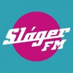 Logo da emissora Sláger 95.8 FM