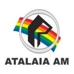 Logo da emissora Rádio Atalaia 850 AM