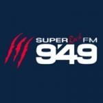 Logo da emissora Radio Super 94.9 FM