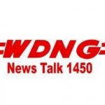 Logo da emissora WDNG 1450 AM