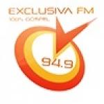 Logo da emissora Exclusiva 100% Gospel