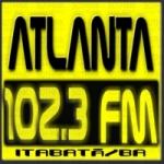 Logo da emissora Atlanta FM