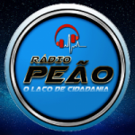 Logo da emissora Rádio Peão