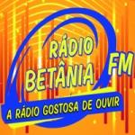 Logo da emissora Rádio Betânia 104.9 FM
