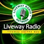 Logo da emissora Radio Liveway 107.9 FM