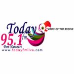 Logo da emissora Radio Today 95.1 FM