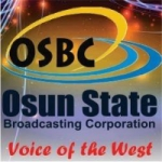 Logo da emissora Radio OSBC 104.5 FM