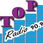 Logo da emissora Radio Top 90.9 FM
