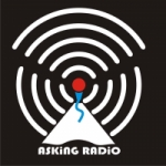 Logo da emissora Radio Askin 98.5 FM