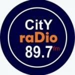 Logo da emissora City Radio 89.7 FM
