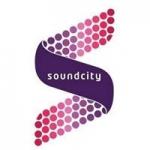 Logo da emissora Radio Soundcity 98.5 FM