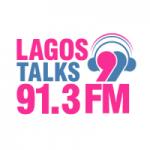 Logo da emissora Radio Lagos Talks 91.3 FM
