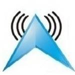 Logo da emissora Rádio Atlântica 810 AM