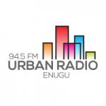 Logo da emissora Urban Radio 94.5 FM