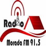 Logo da emissora Rádio Morada