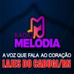 Logo da emissora Melodia RN
