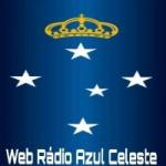 Logo da emissora Web Rádio Azul Celeste