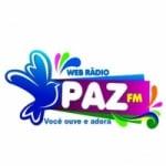 Logo da emissora Web Radio Paz FM
