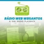 Logo da emissora Radio Web WB Santos
