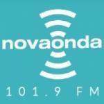 Logo da emissora Radio Nova Onda 101.9 FM