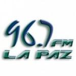Logo da emissora Radio La Paz 96.9 FM