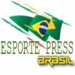 Logo da emissora Esporte Press Brasil!