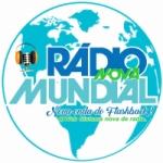 Logo da emissora Radio Nova Mundial Web
