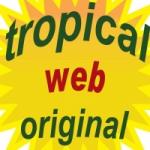 Logo da emissora Rádio Tropical Original