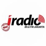 Logo da emissora I Radio 89.6 FM