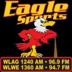 Logo da emissora WLWE AM 1360