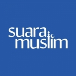 Logo da emissora Radio Suara Muslim 93.8 FM