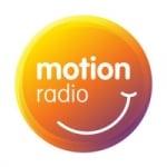 Logo da emissora Motion Radio 97.5 FM