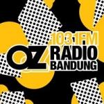 Logo da emissora Oz Radio 103.1 FM