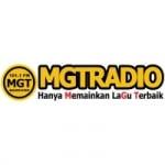 Logo da emissora MGT Radio 101.1 FM