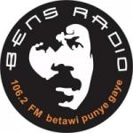 Logo da emissora Bens Radio 106.2 FM