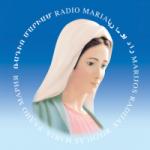 Logo da emissora Radio Maria 104.2 FM