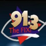 Logo da emissora WFIX 91.3 FM