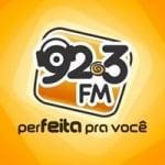 Logo da emissora Rádio 92.3 FM