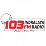 Logo da emissora Radio Indralaya 103.0 FM